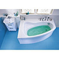 Ванна угловая Cersanit SICILIA 160*100 L\R, фото 1