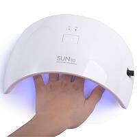 УФ сушка лампа для гель-лака LED 24 Вт нового поколения SUN 9C , фото 1
