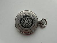 Часы  карманные Павел Буре  «За состязательную стрельбу»  Кон. 19 века