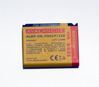 АКБ Avalanche для Samsung i900,i8000,i7500 - 1250 мАч