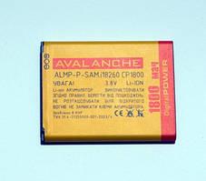 АКБ Avalanche для Samsung i8262D, i829, i8262 Galaxy Core - 1700 мАч