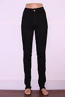 Женские джинсы с завышеной талией Gudi (код 6404). размеры 26-31.
