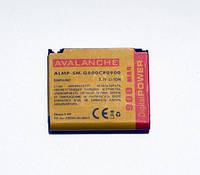 АКБ Avalanche для Samsung G800, L870, S5230 - 900 мАч