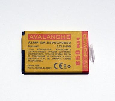 АКБ Avalanche для Samsung E590,E2510,E598,E790,L310 - 850 мАч