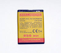 АКБ Avalanche для Nokia 7610, 2680, 3710, 3600 (BL-4S) - 850 мАч