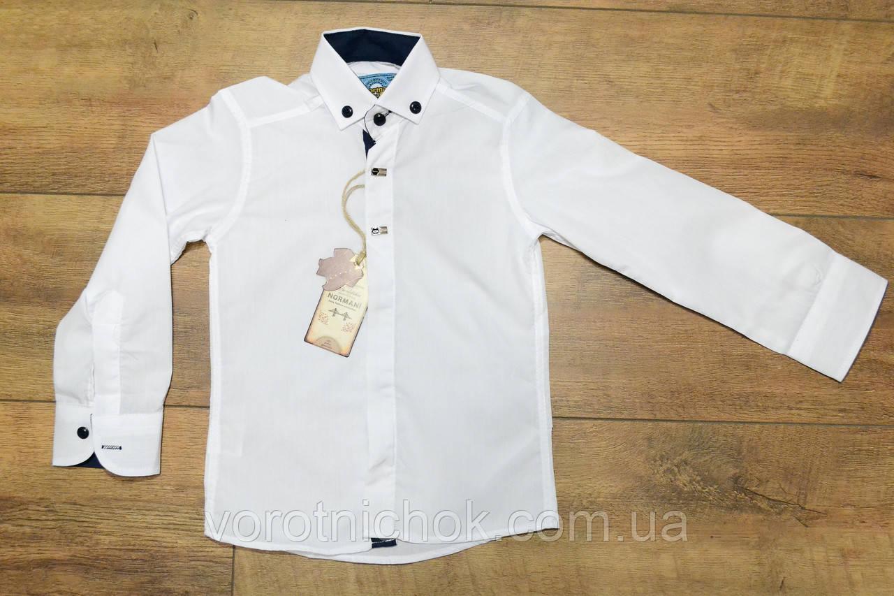 Детская рубашка 2- 6 лет