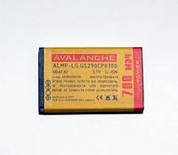АКБ Avalanche для LG GS290, GM360, GU200, GU280, GW300,T300,T310 - 700 мАч