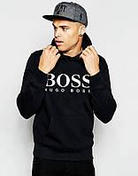 Модная толстовка с капюшоном босс,Boss