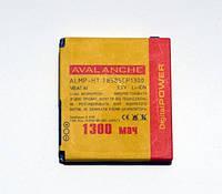 АКБ Avalanche для HTC T8585 Touch HD2 Leo - 1300 мАч