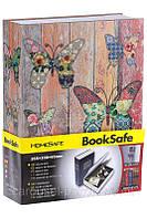 Книга-сейф бабочки большая