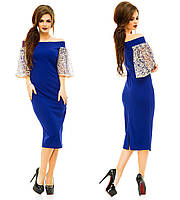 Платье норма 1048