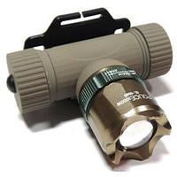 Налобный тактический фонарик Police BL-6866 3000W