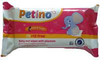 Вологі серветки Petino 72шт (5900095017370)