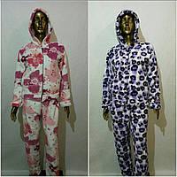 Пижама для дома и сна махра