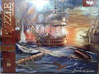 """Пазл """"Battle at sunset""""( C1500-02-10 )"""