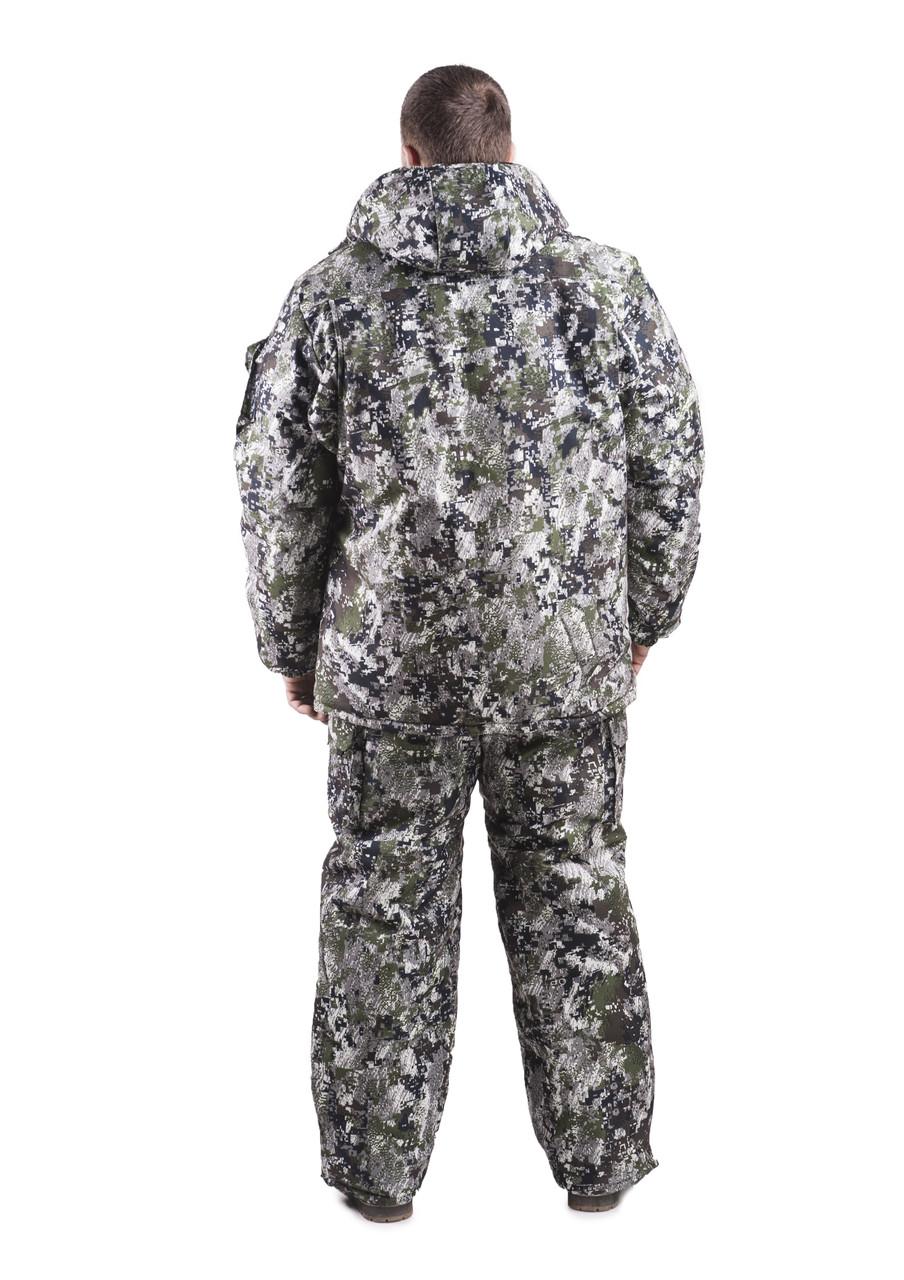 зимний костюм для рыбалки норфин