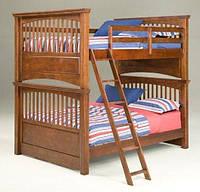 Двухъярусная кровать трансформер - Кардинал