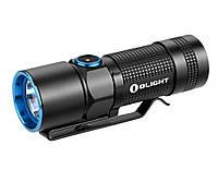 Фонарь поисковый Olight S10R Baton II - отличный выбор для спецслужб/охотников/спасателей