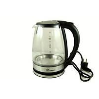Электрочайник Domotec MS-8110 чайник стекло