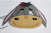 Карнавальная маска Ослика