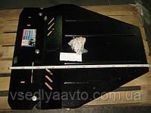 Защита картера двигателя Nissan Qashqai J10 (2006-2014)