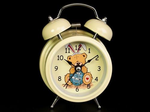 Будильник для детей Мишка
