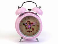 Современный будильник для девочки Совы