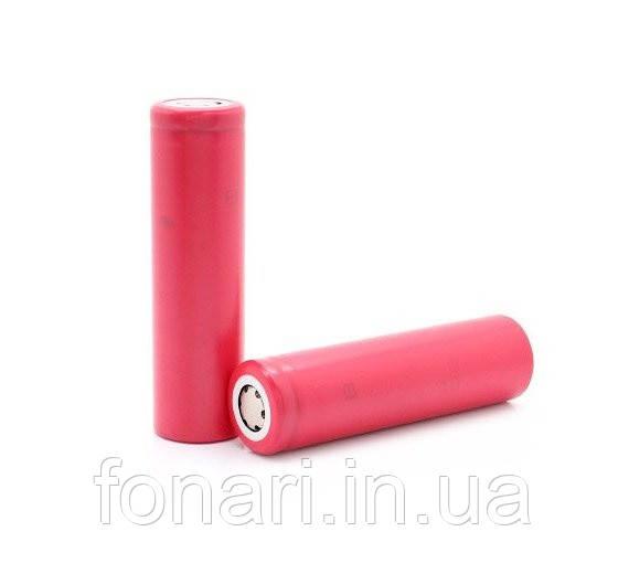 Аккумулятор Sanyo UR18650A Li-Ion 2250 mAh (без платы защиты)