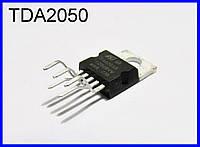 TDA2050, микросхема УНЧ.