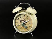 Красивые часы будильник в ретро стиле