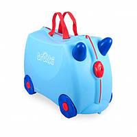 Детский дорожный чемоданчик GEORGE TRUNKI (Джордж)