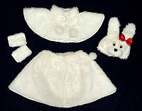 Карнавальный костюм - Зайка (девочка)  №-2