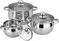 Набор посуды BOHMANN BH-0503 с индукционным дном  6пр.