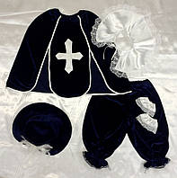Карнавальный костюм Мушкетёра № 3 (велюр)