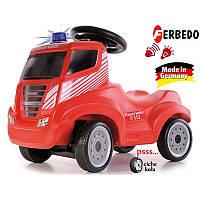 FERBEDO Ride On Грузовик IVECO Magirus красный