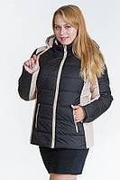 Куртка женская LeveL - осенняя, 58-64