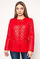 Куртка женская LeveL-красная, размер 42-54