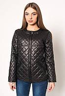 Куртка женская LeveL-чёрная, 42-54