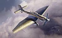 Сборная модель Ju 87 D - 5 Stuka  1/48