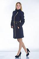 Кашемировое пальто женское - Стойка (5 цветов)