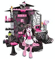 Констуктор Вампиростическая комната Дракулауры Mega Bloks - Monster High - Draculaura Vamptastic Room