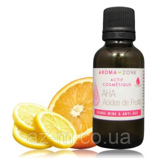 Актив AHA (натуральные фруктовые кислоты)
