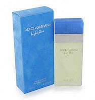 Женская туалетная вода dolce&gabbana light blue (лайт блу, лайт блю) духи дольче (копия)
