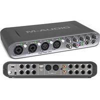 Аудио интерфейс M-Audio Fast Track Ultra