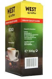 Кава мелена West Gold 500гр. Німеччина, фото 2