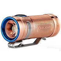 Фонарь Olight S Mini Limited Copper - хороший выбор для туристов