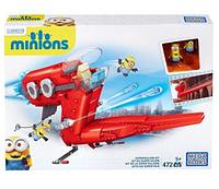 Констуктор Мега Блокс Миньоны Самолет Суперзлодея Mega Bloks Minions Supervillain Jet