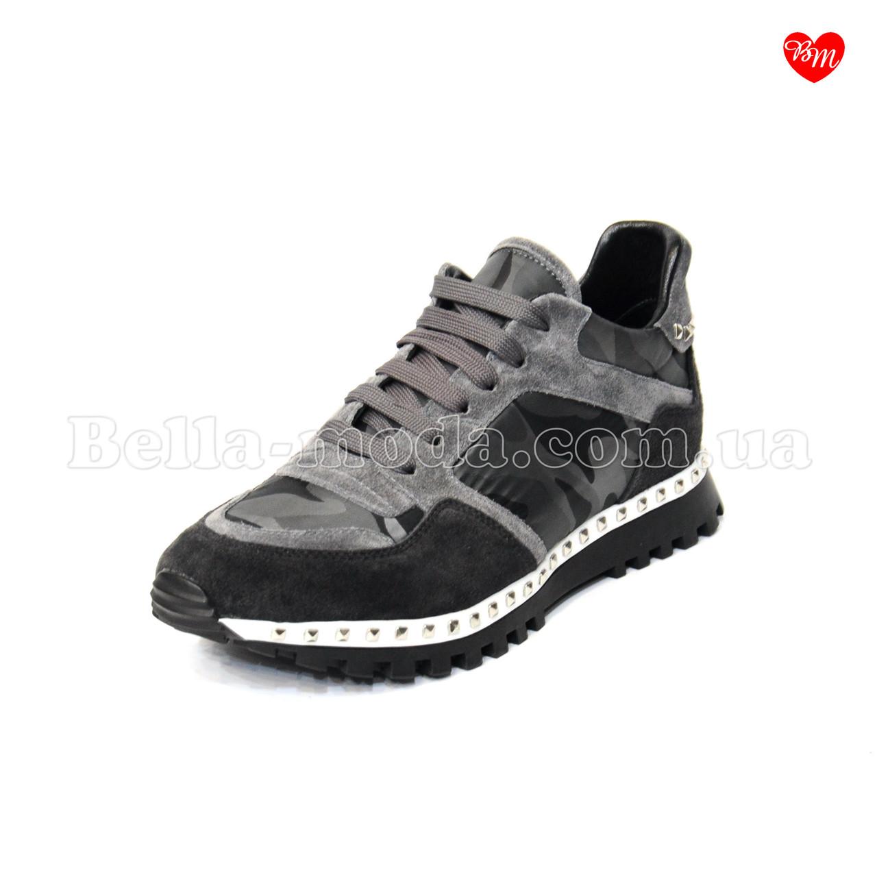 a352f596e870 Мужские кроссовки с шипами Valentino - интернет-магазин