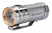 Фонарь Olight S Mini Limited Titanium - отличный выбор для туристов/рабочих работ/охоты