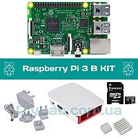 Стартовий набір Raspberry Pi 3 B KIT, фото 1
